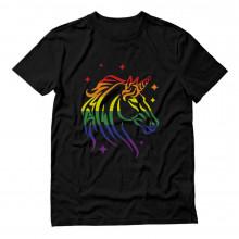 Pride Parade Gay & Lesbian Rainbow Unicorn