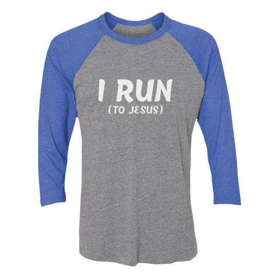 I Run To Jesus
