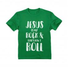 Jesus Is My Rock & That's How I Roll - Children