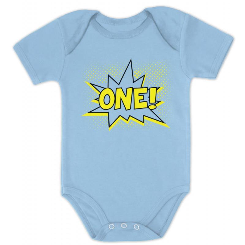 Superhero First Birthday