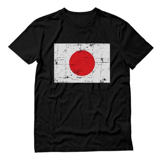 Vintage Japan Flag