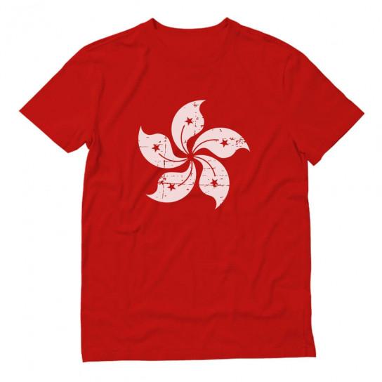 Vintage Hong Kong Flag