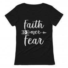 Faith Over Fear Christian