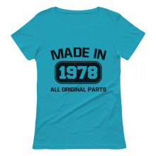 Made In 1978 All Original Parts