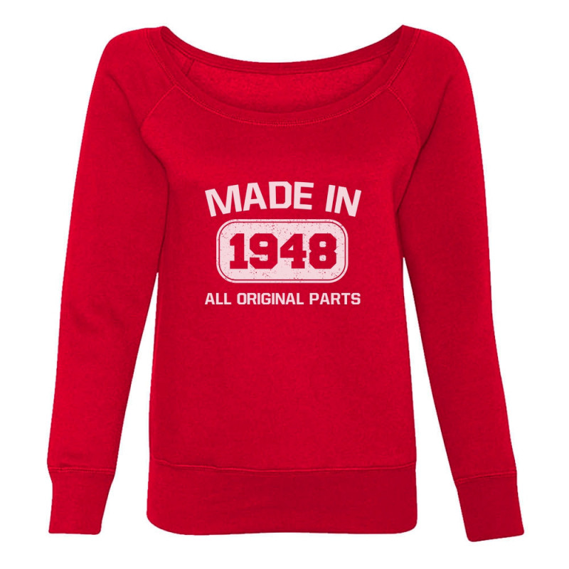 Made In 1948 All Original Parts Birthday