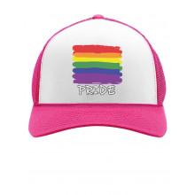 Pride Rainbow USA Flag Gay & Lesbian