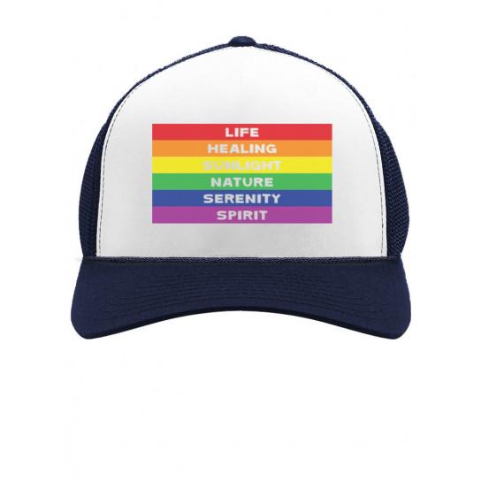 Rainbow Gay   Lesbian Pride Flag Meaning - LGBT   Gay Pride - Greenturtle 0bf701207