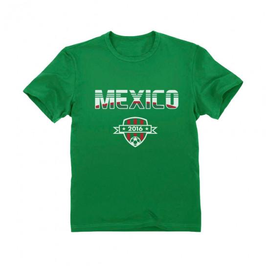Mexico Soccer Team 2016 Football Fans - Children