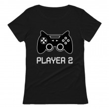Player 2 Cute Gamer  Family Set