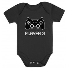 Player 3 Cute Gamer Family Set