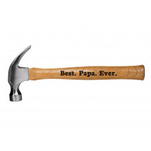Fathers day Gift Hammer Best Papa Ever