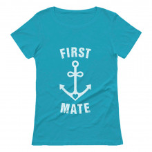 First Mate Cute Valentines Day Gift Set