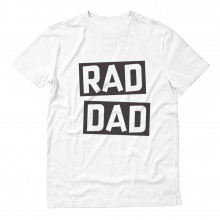 Rad Dad - Cute Funny Father's Day Gift Set