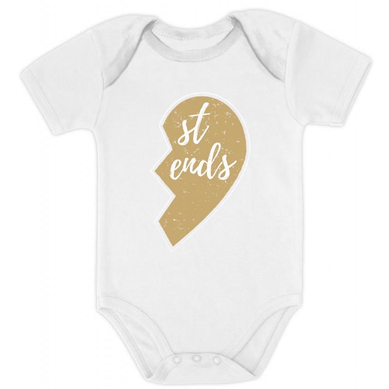 479260a6c Best Friends Half Heart Baby Daughter Cute Mother S Day Gift. Best Friends  Half Heart Baby Daughter Cute Mother S Day Gift Set