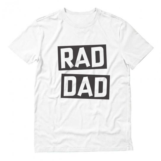Rad Dad - Cute Funny  Gift Set