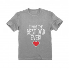 I Have The BEST DAD EVER! - Children