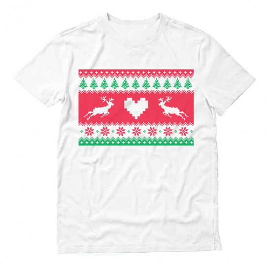 Reindeer Ugly Christmas Sweater - Xmas Gift Idea - Christmas ...