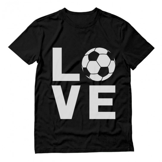 Love Soccer - Gift Idea for Soccer Fans Novelty