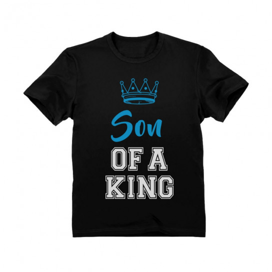 Father's Day Set Son of a King Cute