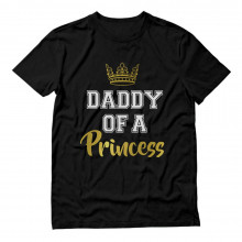 Daddy of a Princess Cute Set