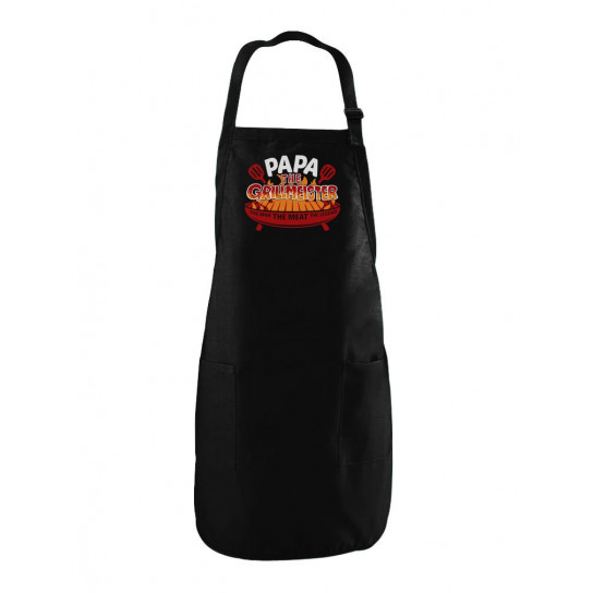 Papa The Grillmeister The Man The Legend Griller Gift Idea