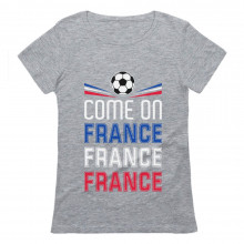 Come On France Soccer Fans