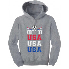 Come On USA Soccer Fans