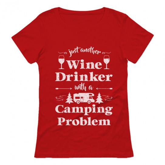 Wine Drinker With Camping Problem