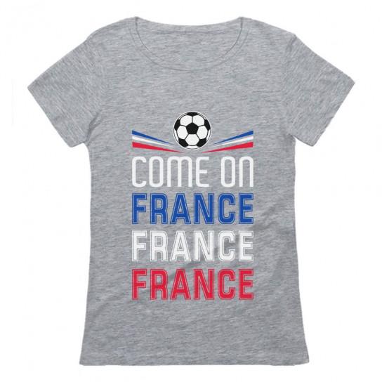 Come On France Soccer Fans