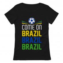 Come On Brazil Soccer Fans