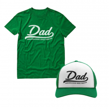 DAD Embarrassing Since Forever Funny Gift Set