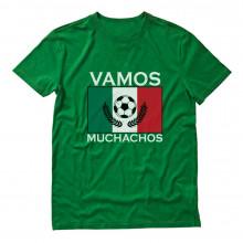 Vamos Muchachos Mexico Soccer