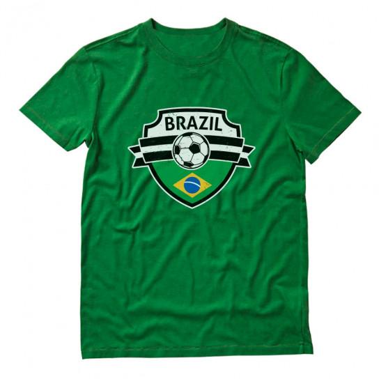 Brazil Soccer Team Fans