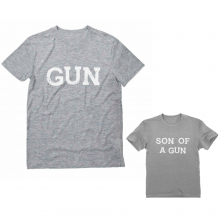 Son of a Gun & Gun - Cute Father\'s Day Gift Set