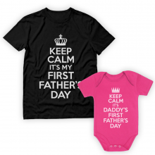 Keep Calm It\'s My First  Set