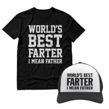 World\'s Best Farter Father Gift Set