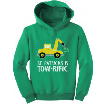 Clover Tractor - St Patrick's is Tow-rific!