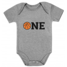 1st Birthday Gift for One Year old Basketball