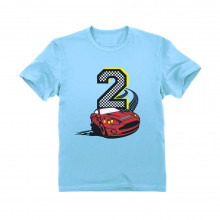 2nd Birthday Race Car