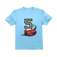 5th Birthday Race Car