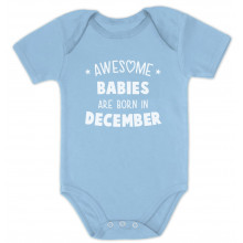 Awesome Babies Are Born In December Birthday