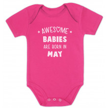 Awesome Babies Are Born In May Birthday