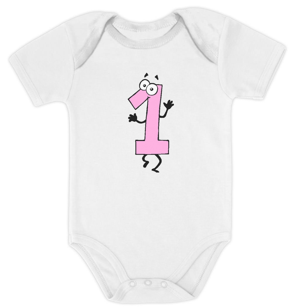 Baby Girl Im 1 One Year Old Birthday Gift