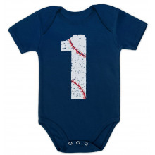 Baseball 1st Birthday Gift