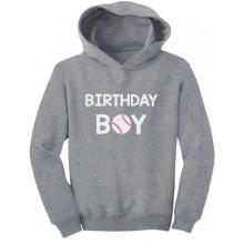 Birthday Boy Baseball