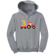 Birthday Tractor 3 Year Old Gift