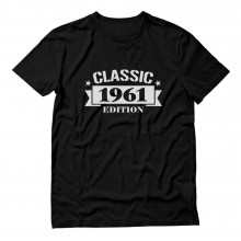Classic 1961 Edition - Gift for 55th Birthday Funny