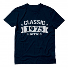 Funny 40th Birthday Gift Idea - Classic 1975 Edition