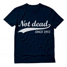 Not Dead Since 1951