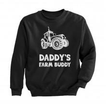 Daddy's Farm Buddy - Gift For Farmers Children Funny